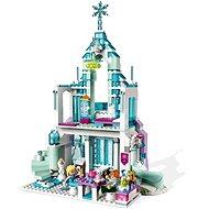 LEGO Disney Princess 43172 Elsa a její kouzelný ledový palác - LEGO stavebnice