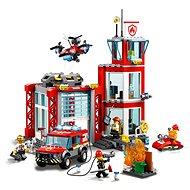 LEGO City 60215 Hasičská stanice - LEGO stavebnice
