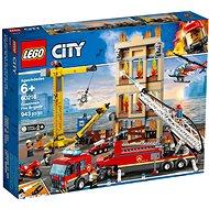 LEGO City 60216 Hasiči v centru města - LEGO stavebnice