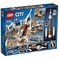 LEGO City Space Port 60228 Start vesmírné rakety - LEGO stavebnice