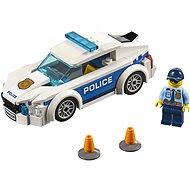 LEGO City 60239 Policejní auto - LEGO stavebnice