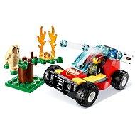 LEGO City Fire 60247 Lesní požár - LEGO stavebnice