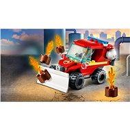 LEGO City 60279 Speciální hasičské auto - LEGO stavebnice