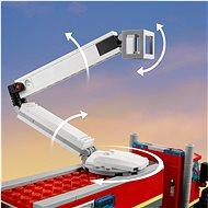 LEGO City 60282 Velitelská jednotka hasičů - LEGO stavebnice