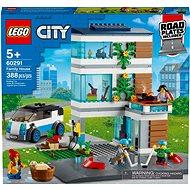 LEGO® City 60291 Rodinný dům - LEGO stavebnice