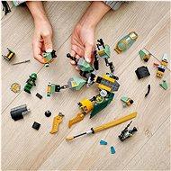 LEGO® NINJAGO® 71750 Lloydův vodní robot - LEGO stavebnice