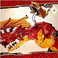 LEGO® NINJAGO® 71753 Útok ohnivého draka - LEGO stavebnice