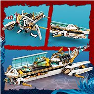 LEGO® NINJAGO® 71756 Odměna na vlnách - LEGO stavebnice