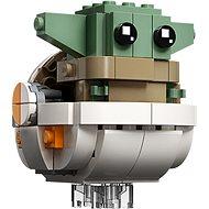 LEGO Star Wars TM 75317 Mandalorian a dítě - LEGO stavebnice