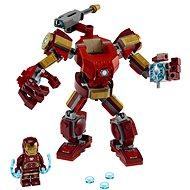 LEGO Super Heroes 76140 Iron Manův robot - LEGO stavebnice