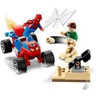 LEGO Super Heroes 76172 Poslední bitva Spider-Mana se Sandmanem - LEGO stavebnice