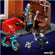 LEGO® Marvel Spider-Man 76185 Spider-Man vdílně Sanctum - LEGO stavebnice