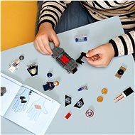 LEGO® Marvel Avengers 76189 Captain America vs. Hydra - LEGO stavebnice