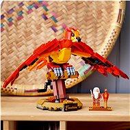 LEGO Harry Potter TM 76394 Fawkes – Brumbálův fénix - LEGO stavebnice