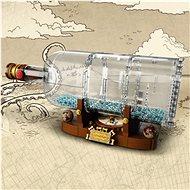LEGO Ideas 92177 Loď v láhvi - LEGO stavebnice