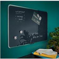 Leitz Cosy 80x60cm magnetická šedá - Magnetická tabule