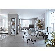 Leitz Click & Store WOW, 4dílný, bílý - Zásuvkový box