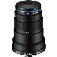 Laowa 25mm f/2,8 2.5-5X Ultra-Macro Sony - Objektiv