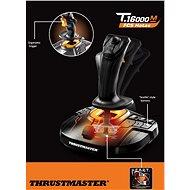 Thrustmaster T.16000M FCS Hotas - Joystick