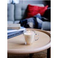 Maxxo Escential Coffee, se svíčkou - Termosklenice