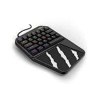 Hama uRage mobilní Ergo 1H - US - Herní klávesnice
