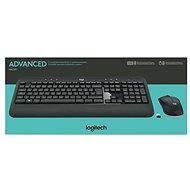 Logitech Wireless Combo MK540 - CZ/SK - Set klávesnice a myši