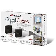 Meliconi Ghost Cubes Soundbar bílý - Nástěnný držák