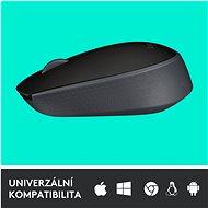 Logitech Wireless Mouse M171 černá - Myš