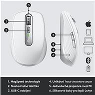 Logitech MX Anywhere 3 for Mac - Myš