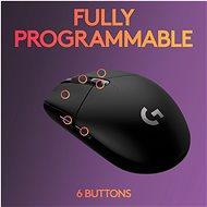 Logitech G305 Recoil černá - Herní myš
