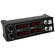 Saitek Pro Flight Radio Panel - Profesionální herní ovladač