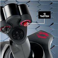 Speedlink PHANTOM HAWK Flightstick, black - Joystick