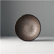 Made In Japan Malá miska Earth Black 13 cm 200 ml - Miska