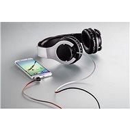 Hama propojovací 3.5mm jack (M) - 3.5mm jack (M) 0.75m - Audio kabel