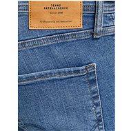 Jack & Jones Světle modré slim fit džíny Tim S 31/32 - Džíny