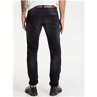 ONLY & SONS Černé džíny slim fit Loom S 30/30 - Džíny