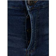 ONLY & SONS Modré slim džíny s vyšisovaným efektem Loom M 32/34 - Džíny