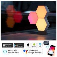 Cololight Modulární chytré Wi-Fi osvětlení – kamenná základna se 6 bloky - Dekorativní osvětlení