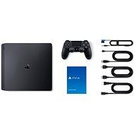 PlayStation 4 Slim 500GB - Herní konzole