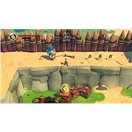 Asterix and Obelix XXL 3: The Crystal Menhir - PS4 - Hra na konzoli