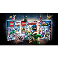 LEGO Marvel Collection - PS4 - Hra na konzoli