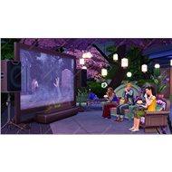 The Sims 4 Domácí kino- PS4 CZ Digital - Herní doplněk