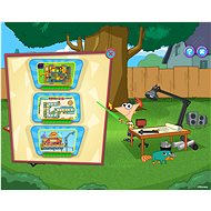 Phineas and Ferb: New Inventions - Hra na PC