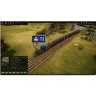 Railroad Corporation - Civil War - Hra na PC