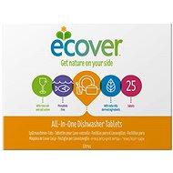 ECOVER All in One 25 ks - Eko tablety do myčky