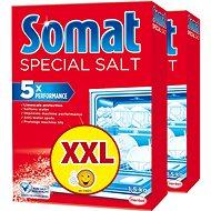 Somat Sůl do myčky 2 x 1,5kg - Sůl do myčky