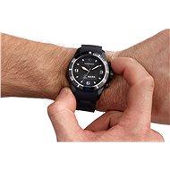 MyKronoz ZeClock Black Noir - Chytré hodinky