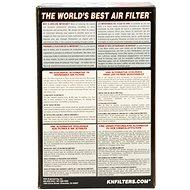 K&N do air-boxu, AT-6091 pro ATK 604 - Vzduchový filtr