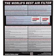 K&N KA-1008 pro Kawasaki ZX1000 Ninja ZX-10R (08-10) - Vzduchový filtr