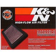 K&N SU-1014 pro Suzuki DL 1000 V-Strom (14-17) - Vzduchový filtr